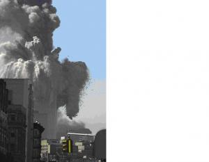 A possible scenario of 9/11 with explosives preinstalled in WTC 1, 2